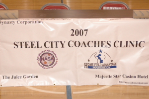 2007 Coaches Clinic