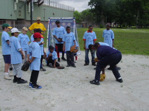 2008 Summer Baseball Camp