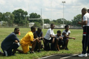 2010 Football Camp