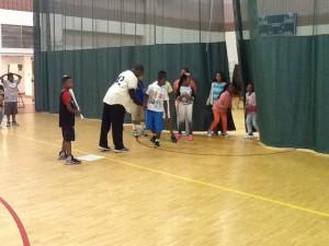 2015 Summer Baseball Camp