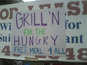 Grill N For the Hungry
